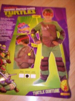 Teenage Mutant Ninja Turtles Kinderkostüm Michelangelo Raphael Donatello - Raphael Ninja Turtle Kostüme Kinder