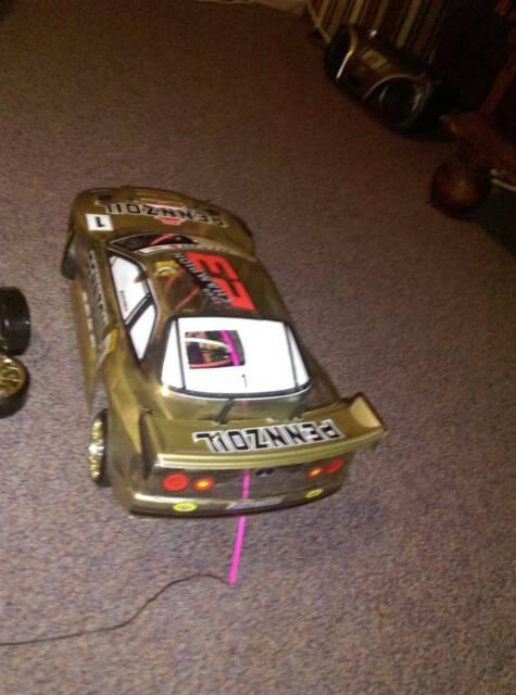Remote Control Drift Car