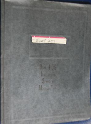 Exact Electronics Type 251 Function Generator Manual
