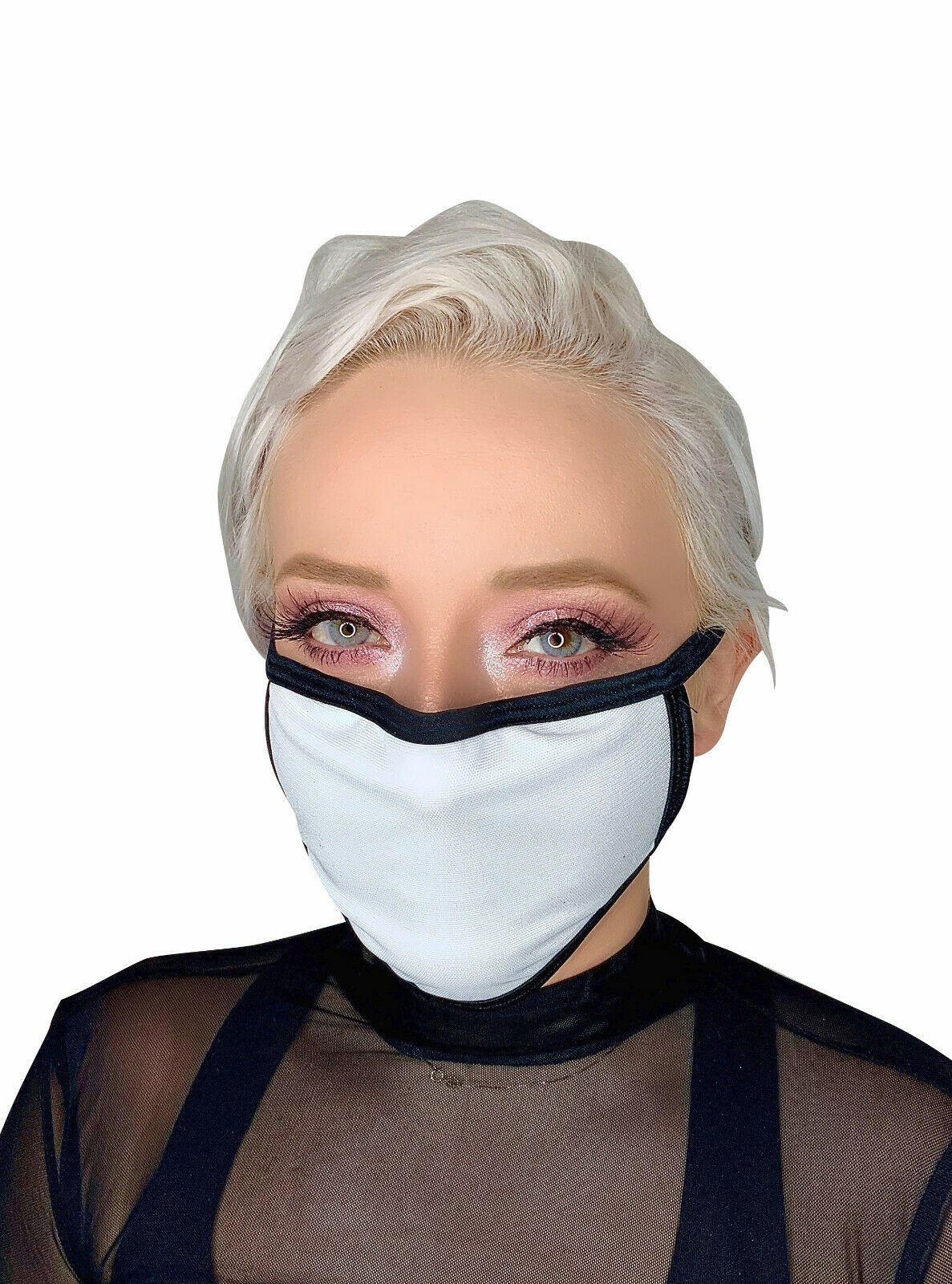 Face Cover Mask - Multi Layer - Anti-Microbial - Washable -