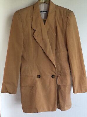 Jil Sander Vintage Cotton Blazer