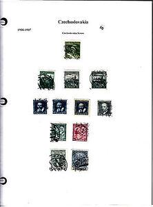 Czechoslovakia Tchécoslovaquie timbres anciens sur feuille lot 515 - France - Lot vieux timbres sur charnire sur feuilles en provenance de divers vieux albums oblitérés ou pas Voir scan pour détails Livraison feuille non pliée emballage cartonné enveloppe grand format. A4 .Voir scan recto verso Nenchérissez pas si vo - France