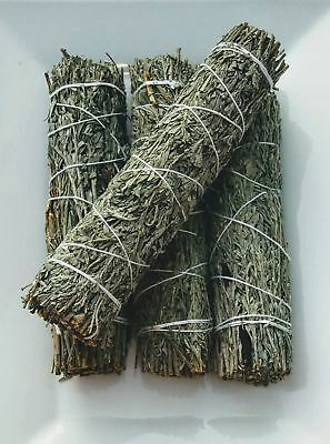 8-9 inch Blue Sage Smudge Stick