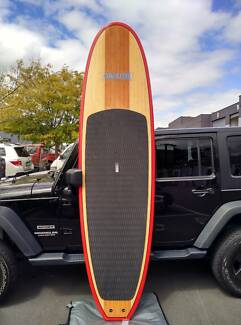 10' Stand Up Paddle board SUP Cruise Bamboo Wholesale Melbourne Ringwood Maroondah Area Preview
