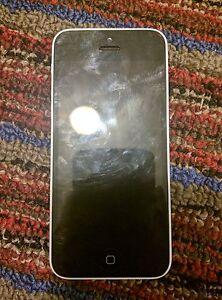 iPhone 5C 32GB broken
