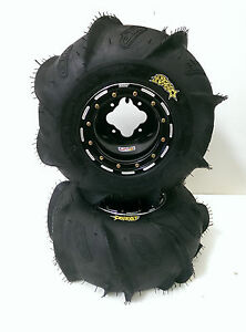 DWT-Beadlock-Rims-ITP-Sandstar-Paddle-Tires-Rear-Suzuki-LTR450-LTZ400-LTZ250-400