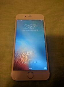 Gold iPhone 6 on Rogers
