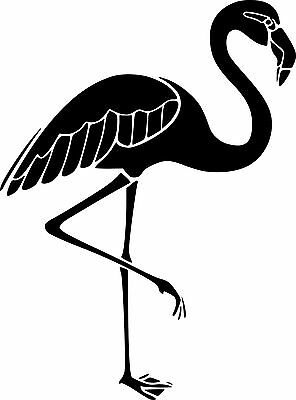 Black Flamingo