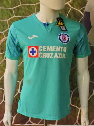 LIGA MX CLUB CRUZ AZUL TERCERA / 3RD JERSEY 2020/19 (PARCHE MX)