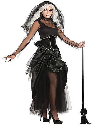 Weibliche Geist Kostüm (Schatten-Geist weiblich, Frauen Kostüm #DE)