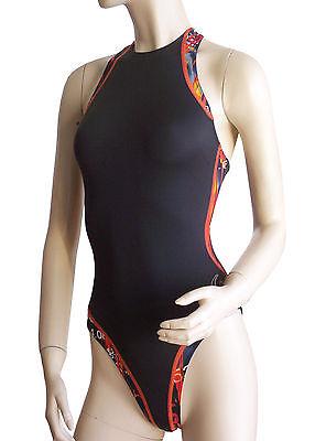 Schwimmanzug, Rückenreißverschluss hochgeschlossen Solar neu Gr. 38, 42