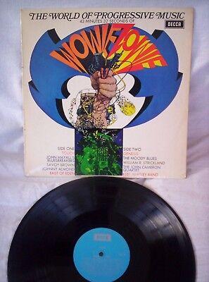 WOWIE ZOWIE, WORLD OF PROGRESSIVE MUSIC,1968,GENESIS,TOUCH,M BLUES++VG CONDITION, usado comprar usado  Enviando para Brazil