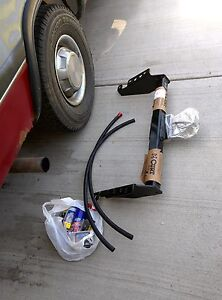 Dodge and Ford Curt trailer towing hitch Excellent condition!