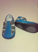 Little Blue Lamb pre walker shoes 6-12 month olds Mount Claremont Nedlands Area Preview