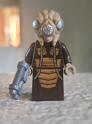 Lego Star Wars Zuckuss Bounty Hunter from 75243 20th Anniversary Slave I