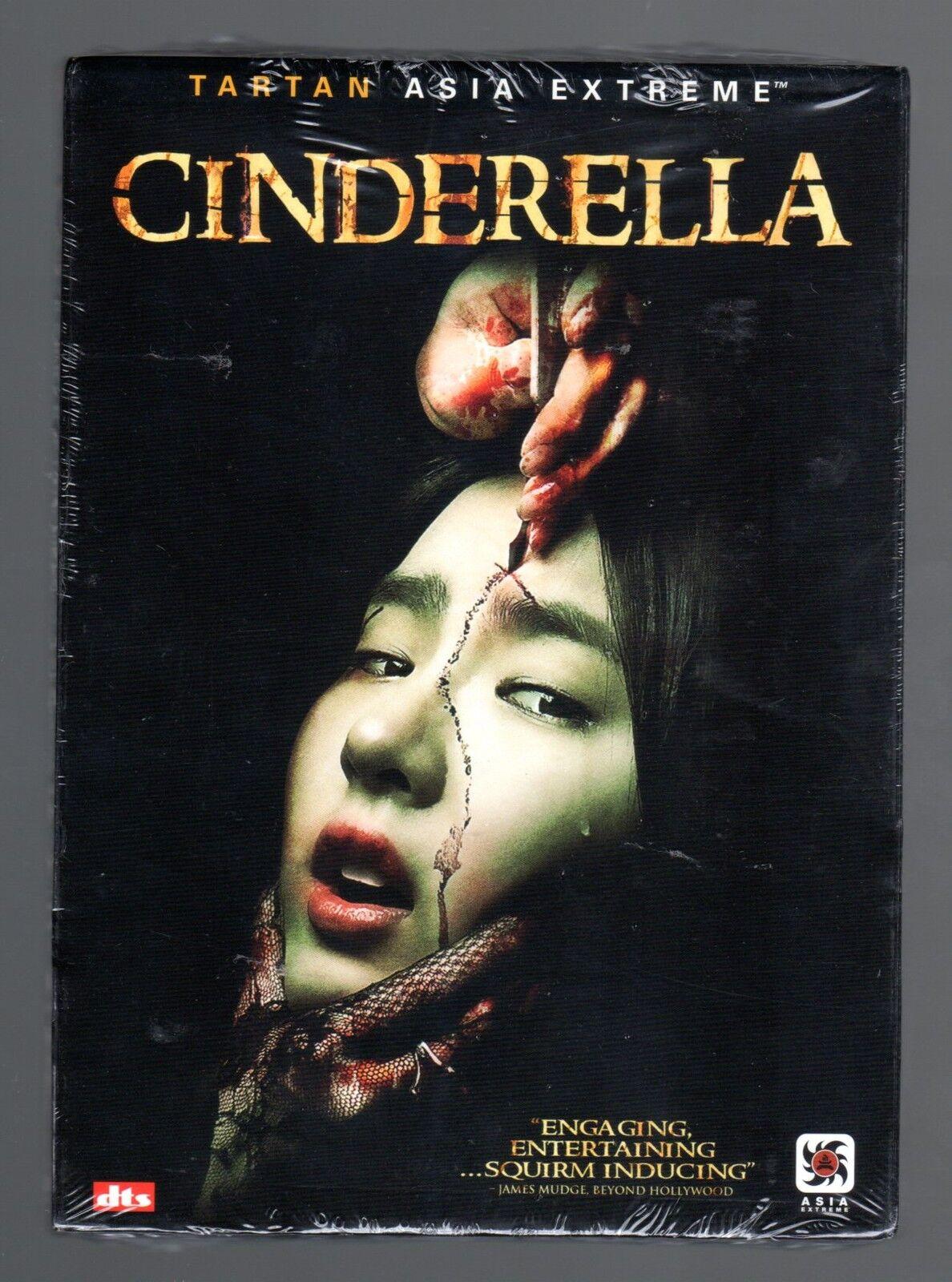 Cinderella (dvd) Man-dae Bong, Tartan Asia Extreme English Sub Brand