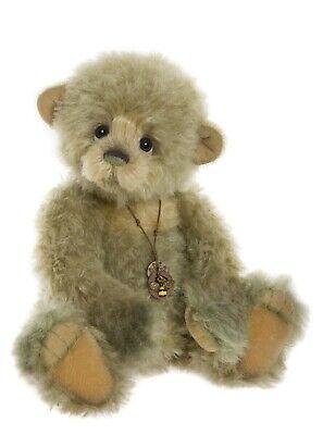 Ferris Mohair Teddy Bear by Charlie Bears - 10.5