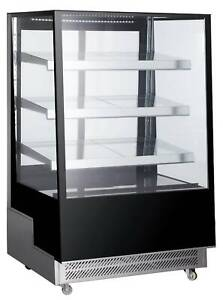 Commercial Glass Free Standing Cake Display Fridge - JCD400