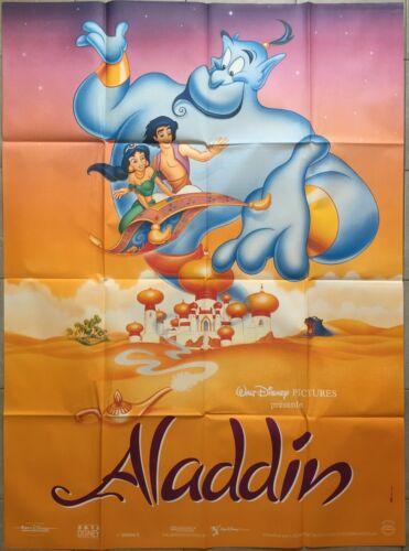 Poster ALADDIN Bedroom Kids Walt Disney 47 3/16x63in
