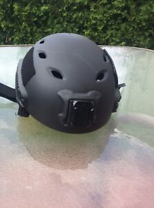 *L_* casque paintball airsoft