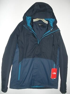 Mens Down Triclimate Jacket - THE NORTH FACE MENS ALTIER DOWN TRICLIMATE JACKET -A33PQ- U NAVY -S,M,L,XL, XXL