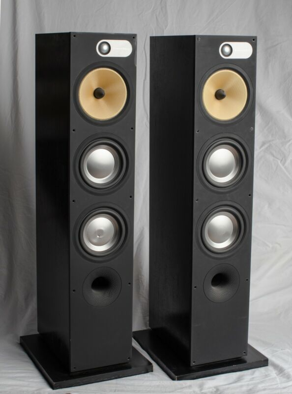 Bowers & Wilkins 683 - Audiophile Towers, Beautiful Sound