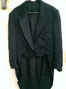 Massoni black tails jacket Beeliar Cockburn Area Preview