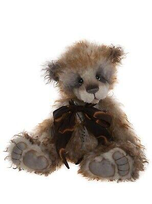 Kennedy Mohair Teddy Bear by Charlie Bears - 17