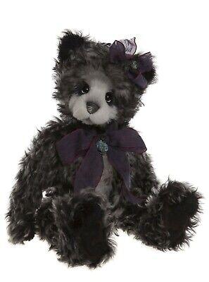 Foxtrot Mohair Teddy Bear by Charlie Bears - 18