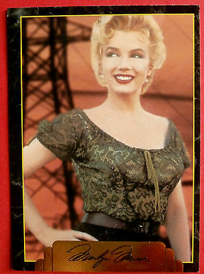 """""""Sports Time Inc."""" MARILYN MONROE Card # 135 individual card, issued in 1995"""