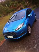 Ford Fiesta 2014 Ambiente WZ Manual $7500 Gaven Gold Coast City Preview