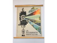 Vintage Italian Anti British Empire Propaganda Poster A3//A4 Print