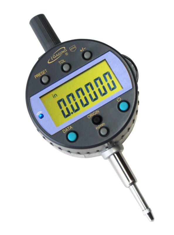 "Absolute Digital Indicator, 0-0.5"" Resolution 0.00005""  Bluetooth +SPC Output"