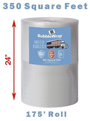 Bubble Wrap 316 Small Bubble 24 X 175 350 Sq Ft By American Bubble Boy