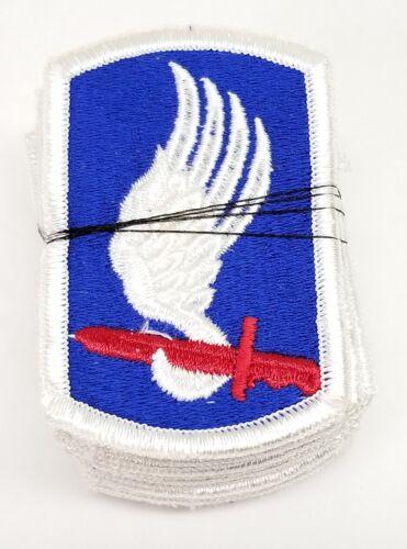 20 Original 173rd Airborne Brigade Patches USGI 1967