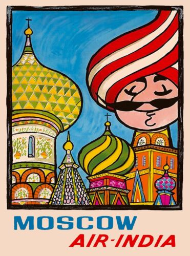 Moscow Russia St. Basil