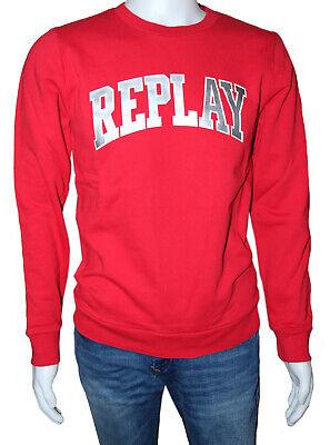 Replay Sweat Pullover Sweatshirt Hoodie Größe M