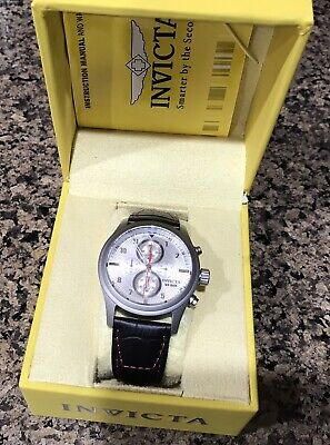 Invicta Aviator Watch - Mens