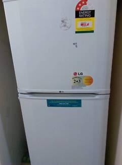 LG 205L Top mount fridge