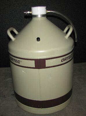 Ortec Liquid Nitrogen Tank Ln2 Dewar - 30 Liter B14