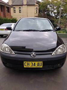 2003 Holden Barina Hatchback Ashfield Ashfield Area Preview