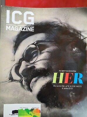 International Cinematographers Guild mag Her issue see my items for more - Return My Item