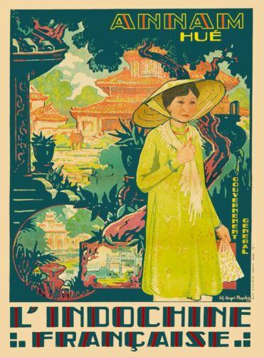 Vietnam Annam Hue L