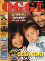 Oggi 2010 22.alessandra Mastronardi-matteo Branciamore,sophia Loren,paulo Coelho -  - ebay.it