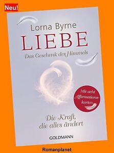 Lorna Byrne - Liebe - Das Geschenk des Himmels - Mit 8 Affirmationskarten - Buch