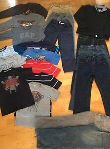 Lot de vêtements garçon 10-12 ans (20 MORCEAUX)