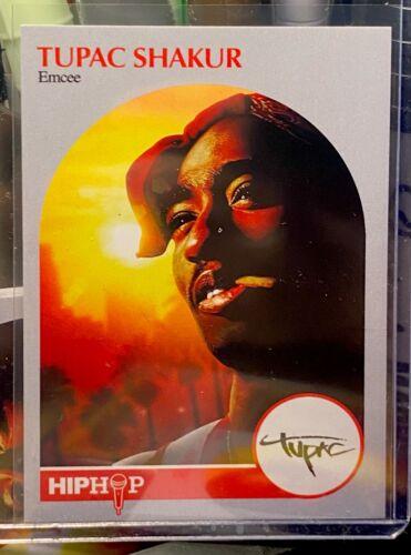 2Pac | Tupac Shakur 1990 NBA Hoops Card | Hip-Hop Collectables