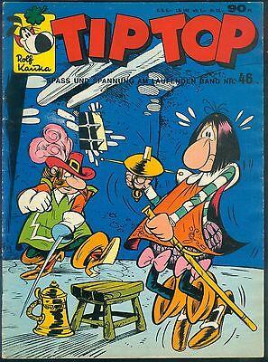 Lupo Modern TIP TOP Nr.46 von 1966 mit Lucky Luke, Kouki, Old Nick... - Z1-2