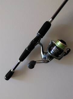 Shimano sahara rod and reel