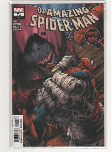 Amazing Spiderman Volume 5 #71 Sinister War 9.6